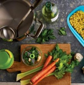 TUPPERWARE - photo atelier culinaire