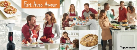 Pour le plaisir de préparer en famille